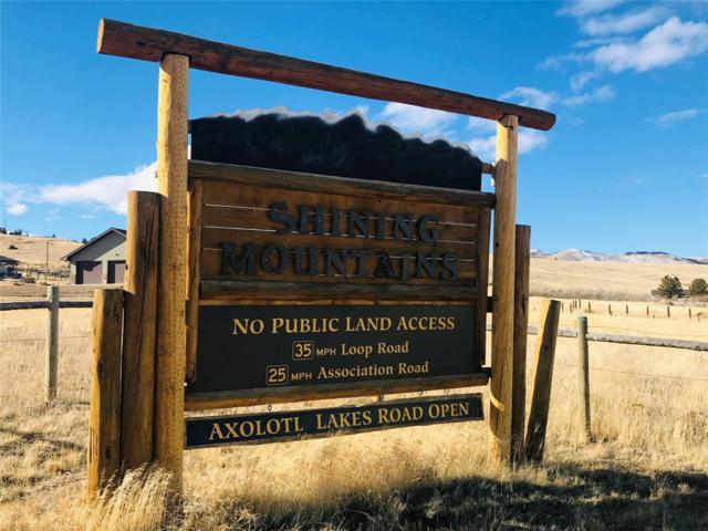 Lot 31 Shining Mountains 1, Ennis, MT 59729 (MLS #328974) :: Black Diamond Montana