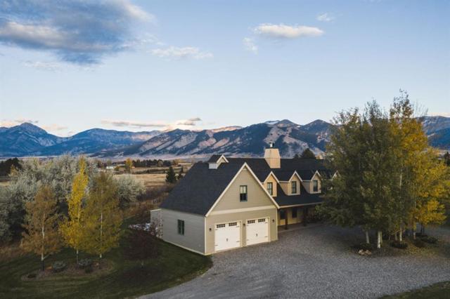 7200 Springhill Road, Bozeman, MT 59715 (MLS #329101) :: Hart Real Estate Solutions