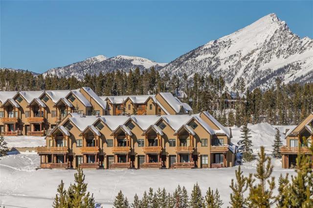 11 Saddle Ridge Road G3, Big Sky, MT 59716 (MLS #329129) :: Black Diamond Montana