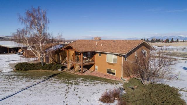 321 Garnet Mountain Way, Bozeman, MT 59718 (MLS #329141) :: Black Diamond Montana