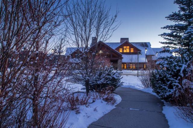 78 Meadow Village Drive A, Big Sky, MT 59716 (MLS #329149) :: Hart Real Estate Solutions