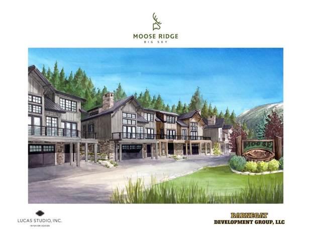 23 Moose Hill Road, Big Sky, MT 59716 (MLS #329160) :: Black Diamond Montana