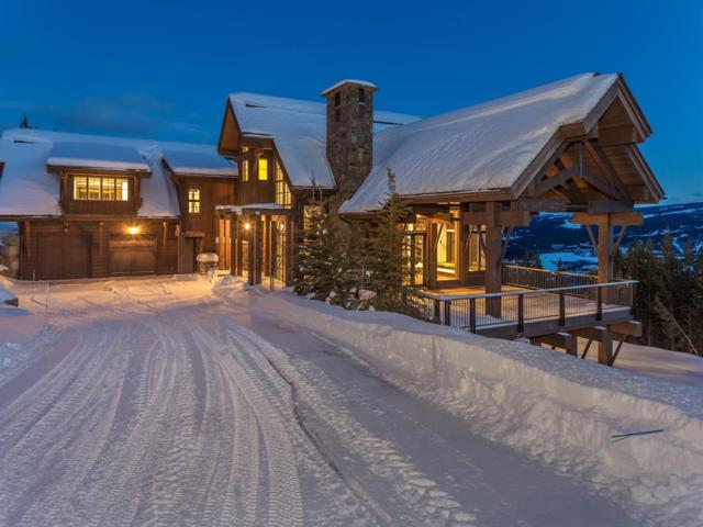 77 Travertine Road, Big Sky, MT 59716 (MLS #329195) :: Black Diamond Montana