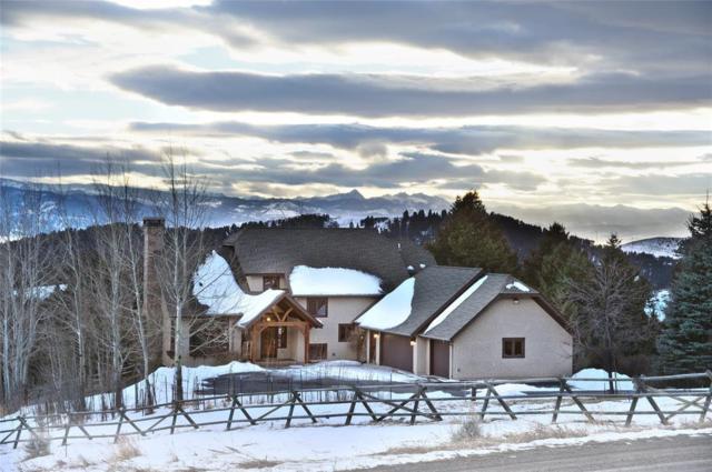 1600 Place Creek Road, Bozeman, MT 59715 (MLS #329217) :: Black Diamond Montana