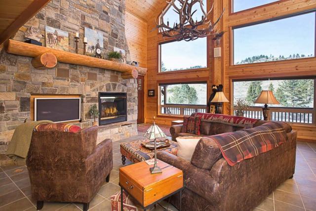 101 W Bridger Creek Road, Big Timber, MT 59011 (MLS #329359) :: Black Diamond Montana