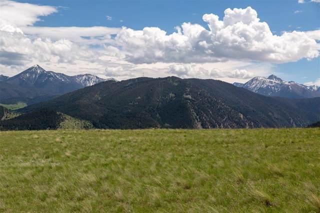 LOT 17 N Wineglass Loop, Livingston, MT 59047 (MLS #329459) :: Black Diamond Montana