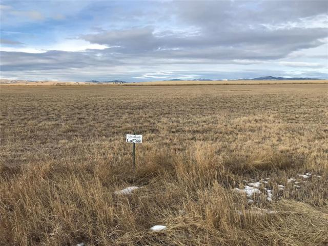 Lot 48 Wheatland Meadows Drive, Three Forks, MT 59752 (MLS #329559) :: Black Diamond Montana