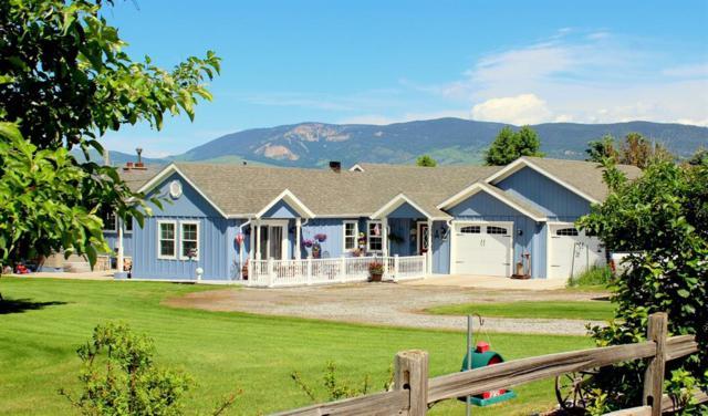 2569 East River Road, Livingston, MT 59047 (MLS #329576) :: Hart Real Estate Solutions