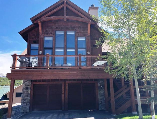 4 White Swan Rd #2, Big Sky, MT 59716 (MLS #329581) :: Hart Real Estate Solutions