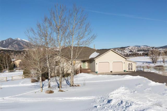 27 Golden Trout Way, Bozeman, MT 59715 (MLS #329635) :: Hart Real Estate Solutions