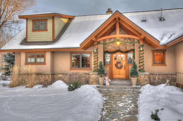4322 Morning Sun Drive, Bozeman, MT 59715 (MLS #329638) :: Black Diamond Montana