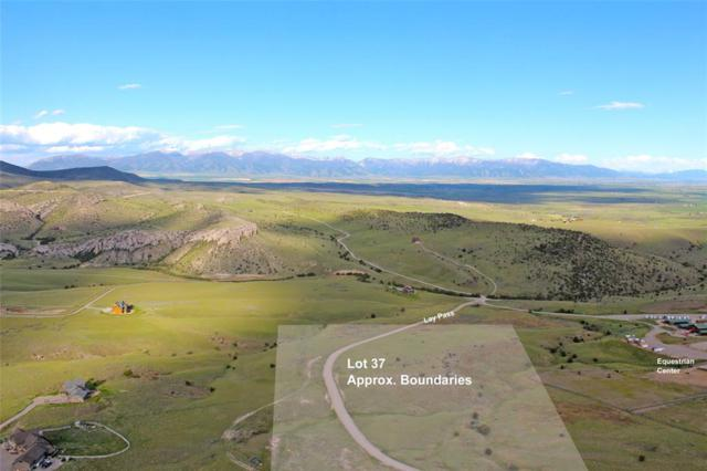Lot 37 Gallatin River Ranch, Manhattan, MT 59741 (MLS #329648) :: Hart Real Estate Solutions
