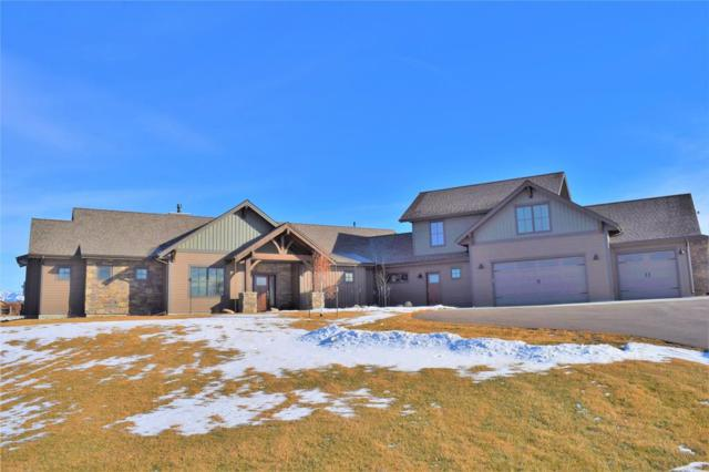 24 Leafmaster Trail, Bozeman, MT 59718 (MLS #329666) :: Hart Real Estate Solutions