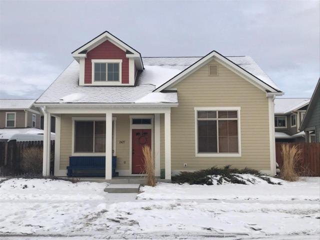 2427 Gallatin Green, Bozeman, MT 59718 (MLS #329711) :: Hart Real Estate Solutions