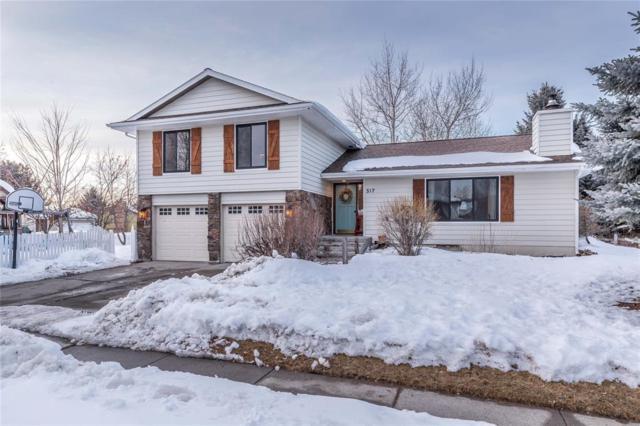 517 Staudaher, Bozeman, MT 59715 (MLS #329843) :: Hart Real Estate Solutions