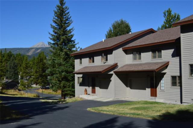 16 Woodbine (No. 6) Place, Big Sky, MT 59716 (MLS #329903) :: Black Diamond Montana