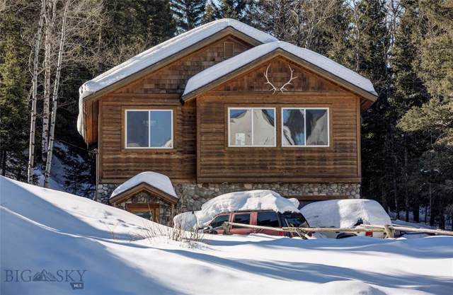 50000 Gallatin Road, Big Sky, MT 59730 (MLS #330118) :: Montana Life Real Estate