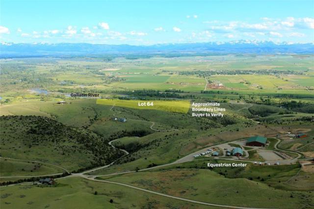 Lot 64 Gallatin River Ranch, Manhattan, MT 59741 (MLS #330364) :: Hart Real Estate Solutions