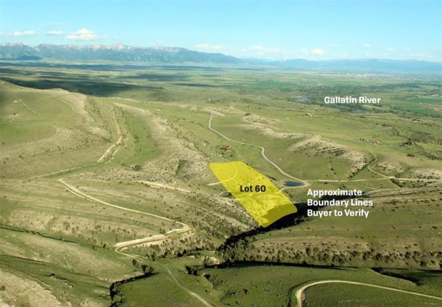 Lot 60 Gallatin River Ranch, Manhattan, MT 59741 (MLS #330366) :: Hart Real Estate Solutions
