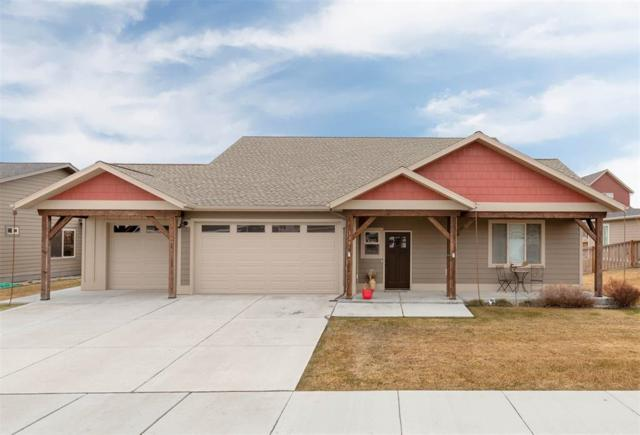 138 E Hyalite Peak Drive, Bozeman, MT 59718 (MLS #330430) :: Hart Real Estate Solutions