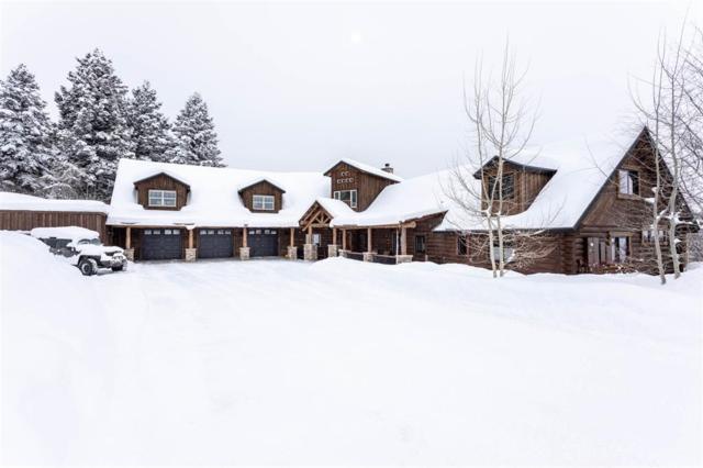 327 S Big Elk Meadow, Gallatin Gateway, MT 59730 (MLS #330490) :: Hart Real Estate Solutions