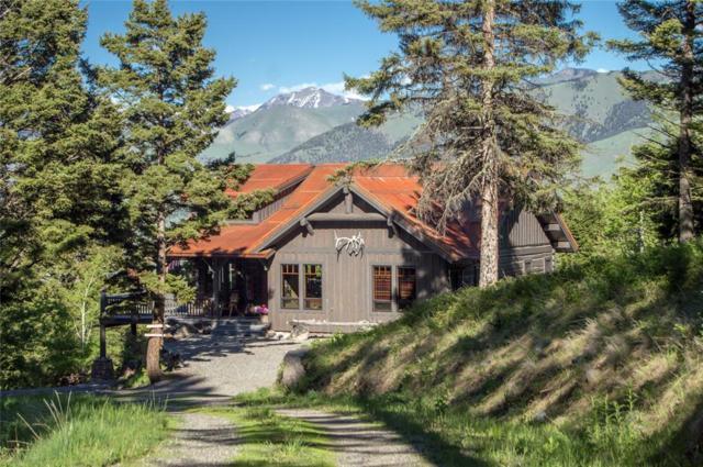 335 Rock Creek Road, Emigrant, MT 59027 (MLS #330554) :: Black Diamond Montana