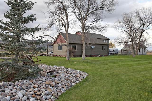 5191 Old Yellowstone Trail Highway, Three Forks, MT 59752 (MLS #330596) :: Black Diamond Montana