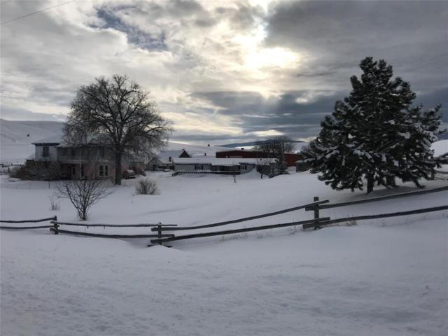 87 Farm To Market E, Hall, MT 59837 (MLS #330652) :: Black Diamond Montana