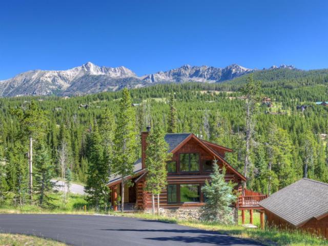4 Chief Gull Road #134, Big Sky, MT 59716 (MLS #330711) :: Black Diamond Montana