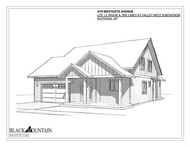 479 Westgate, Bozeman, MT 59718 (MLS #330722) :: Black Diamond Montana