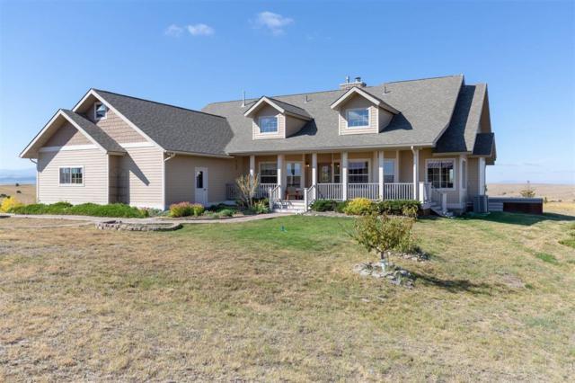 562 Lower Sweet Grass Road, Big Timber, MT 59011 (MLS #330738) :: Black Diamond Montana
