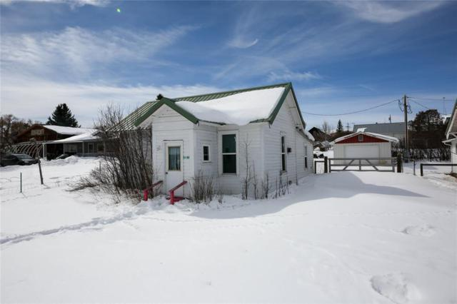112 Hannaford Street N, Wilsall, MT 59086 (MLS #330864) :: Hart Real Estate Solutions