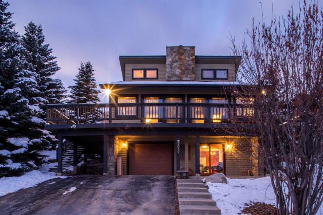 2635 Little Coyote Road, Big Sky, MT 59716 (MLS #330912) :: Black Diamond Montana