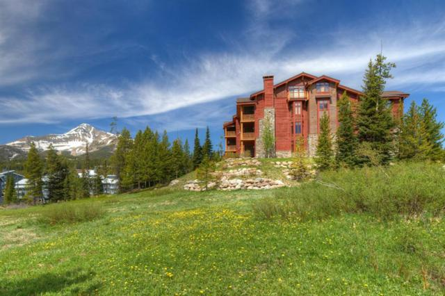 7 Sitting Bull Rd #1301, Big Sky, MT 59716 (MLS #330965) :: Montana Life Real Estate