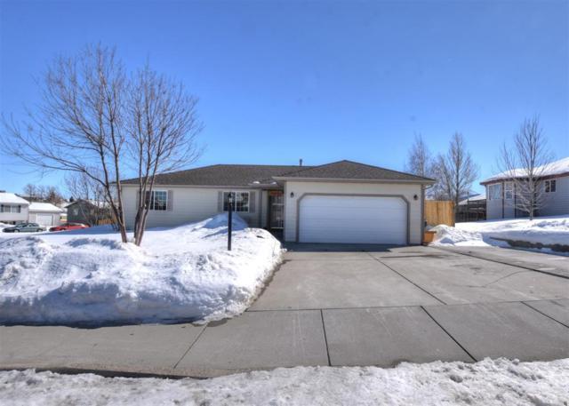 612 Nova Drive, Livingston, MT 59047 (MLS #330976) :: Black Diamond Montana