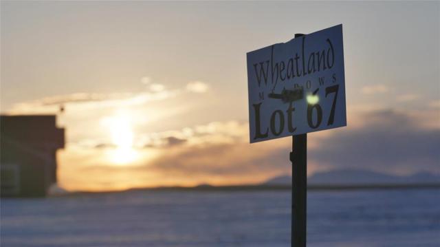 Lot 67 Star View Drive, Three Forks, MT 59752 (MLS #331022) :: Black Diamond Montana