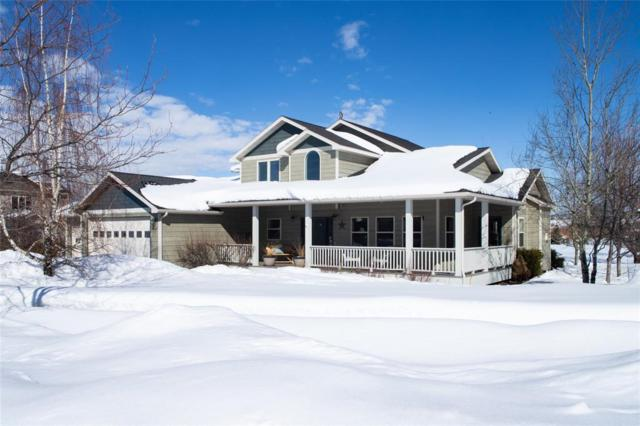 4422 White Eagle Circle, Bozeman, MT 59715 (MLS #331031) :: Black Diamond Montana