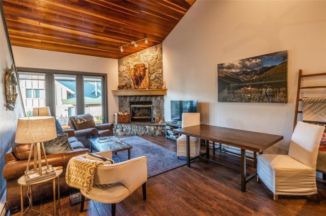 12 Running Bear Road #62, Big Sky, MT 59716 (MLS #331063) :: Hart Real Estate Solutions