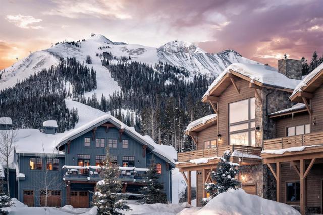 4A Lodgeside Way, Big Sky, MT 59716 (MLS #331067) :: Hart Real Estate Solutions