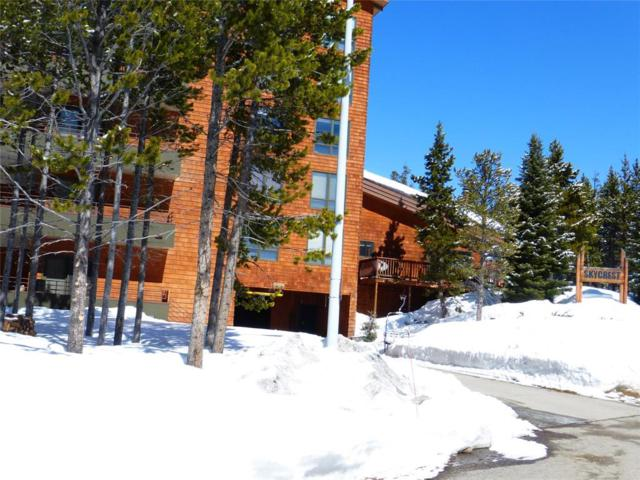 13 Heavy Runner #1723, Big Sky, MT 59716 (MLS #331152) :: Hart Real Estate Solutions