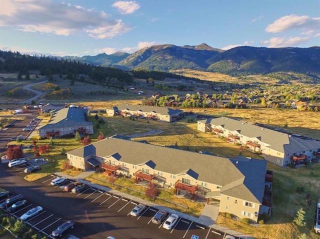 120 Firelight Drive A-10, Big Sky, MT 59716 (MLS #331246) :: Hart Real Estate Solutions
