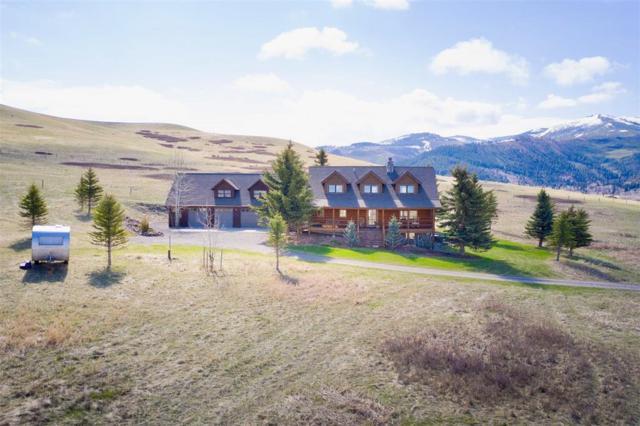 1225 Upper Tom Burke Dr, Gallatin Gateway, MT 59730 (MLS #331438) :: Hart Real Estate Solutions