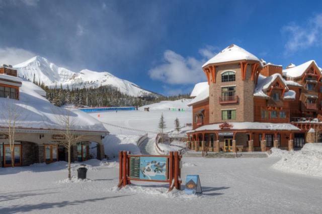 48 Big Sky Resort Road #378, Big Sky, MT 59716 (MLS #331459) :: Hart Real Estate Solutions