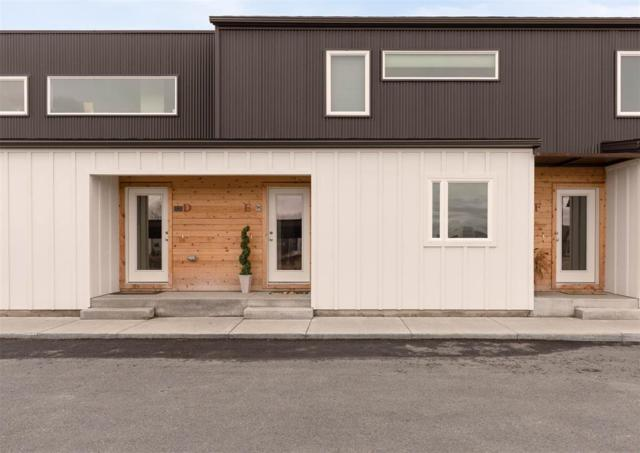 2448 Gallatin Green Unit E Boulevard E, Bozeman, MT 59718 (MLS #331602) :: Hart Real Estate Solutions
