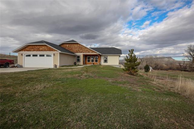 46 Crazyhead Road, Livingston, MT 59047 (MLS #331689) :: Hart Real Estate Solutions