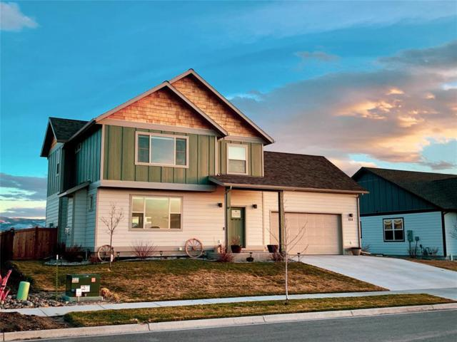628 Talon Way, Bozeman, MT 59718 (MLS #331784) :: Hart Real Estate Solutions