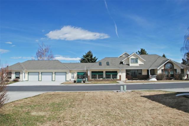 2960 Spring Meadows Drive, Bozeman, MT 59715 (MLS #331805) :: Black Diamond Montana