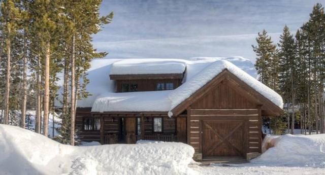 49 Homestead Cabin Fork, Big Sky, MT 59716 (MLS #331814) :: Black Diamond Montana
