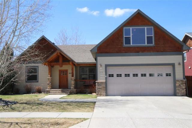 1117 Springbrook Ave, Bozeman, MT 59718 (MLS #331854) :: Black Diamond Montana