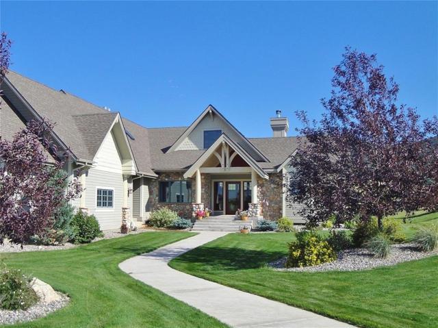 1420 Triple Tree Road, Bozeman, MT 59715 (MLS #331902) :: Black Diamond Montana